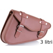 Saddlebag Detroit (brown)