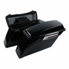 HD-style saddlebags set for Touring 1994>2014