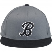 B Fitted 210 hat