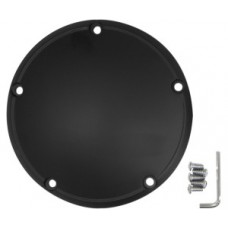 Derby cover - Flat black