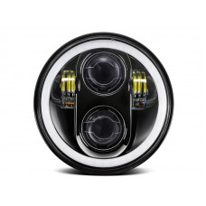 Led headlight unit 5.75'' - HALL