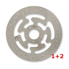 Front brake rotor EO - Front