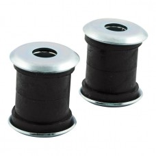 Handlebar rubber damper kit