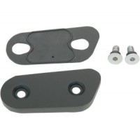Inspection cover for Sportster 2004>today - Black