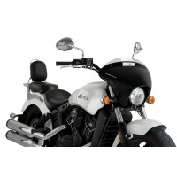 SML mini-batwing for Indian Scout Bobber