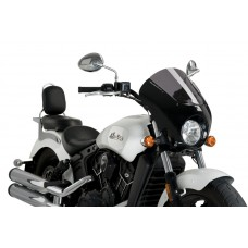 Dark Night fairing for Indian Scout