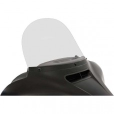Replacement windshield for Baggers - 12'' (5 colors)