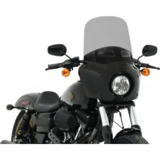 Memphis Shades Road Warrior - With 15'' windshield