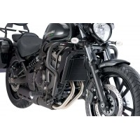 Engine guard for Vulcan 650 S - Black