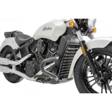 Engine guard Ø32mm for Indian Scout - Polished