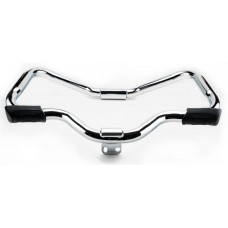 Mustache engine guard Ø32mm for Sportster - Chrome