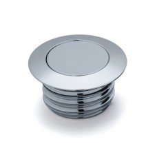 Pop-up gas cap - Chrome