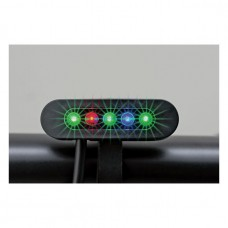 Alpha micro indicator lights - Black
