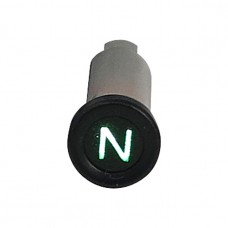 Indicator light 3/8'' - Neutral