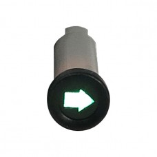 Indicator light 3/8'' - Turnlight
